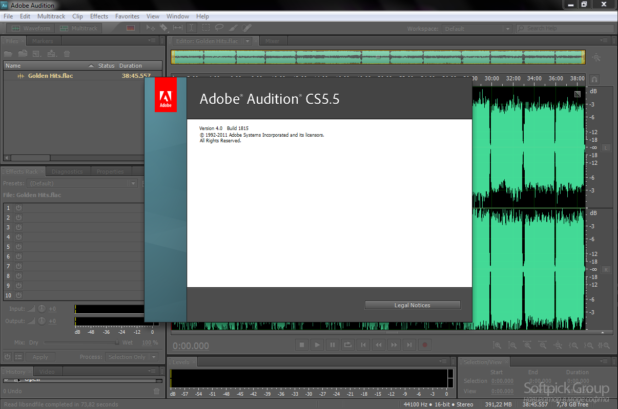 Autotune Для Adobe Audition 1.5 X64